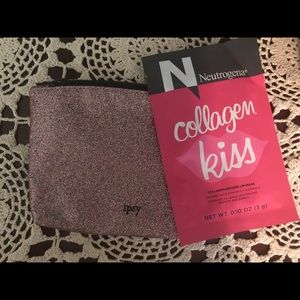 Ipsy bag with lip mask.